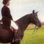 Horse Pepel and equestrian Elena Petushkova