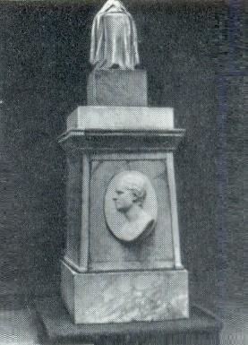 The tomb of MI Kozlovsky. 1803. Marble, Necropolis of the XVIII Century of Alexander Nevsky Lavra