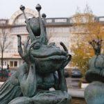 Four wise monkeys Buddhist principle
