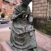 The Leicester Seamstress by James Walter Butler (1990)