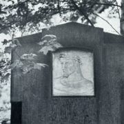 A. S. Golubkina. Gravestone of the family Vetter. After 1912. Granite, marble. Moscow, Vvedenskoe cemetery