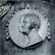 C. Cameron, I. P. Martos. Monument to parents. 1786 - 1796. Marble. Detail