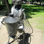 Donetsk Tsokotukha the Fly with the samovar