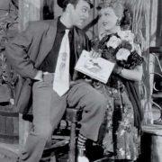Scene from the operette, Mikhail Vodyanoi