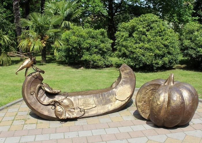 Sochi monument