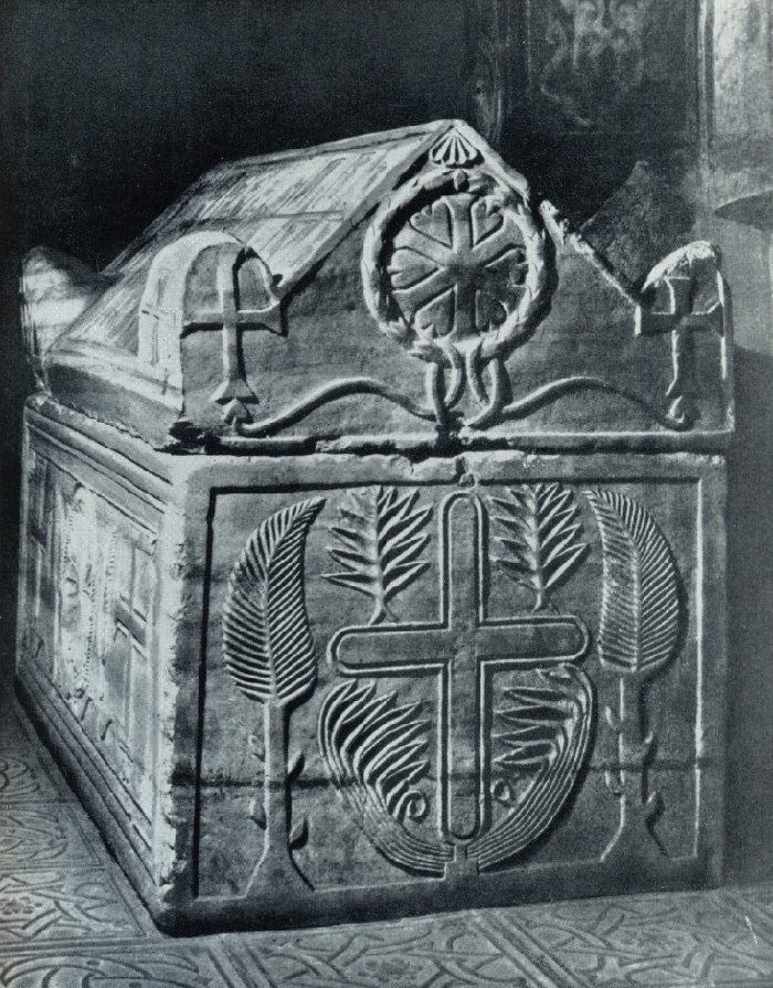 Yaroslav the Wise Sarcophagus