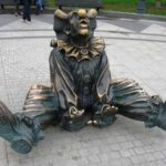 Stories Behind Clown monuments