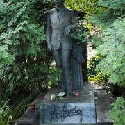 Arkady Isaakovich Raikin (1911-1987) - a popular actor, humorist, director