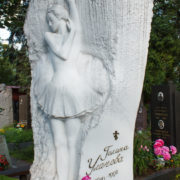 Galina Sergeevna Ulanova (1910-1998) - a talented ballerina, teacher