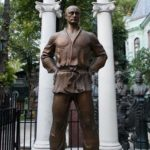 Favorite artists of sculptor Zurab Tsereteli