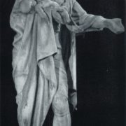 Sculptor M.I. Kozlovsky. Gravestone of SA Stroganova. Fragment. 1802. Marble. Petersburg, Lazarevskaya tomb