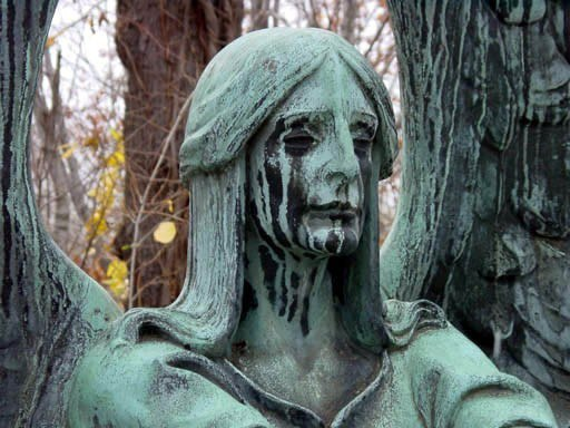 Stories behind weeping monuments