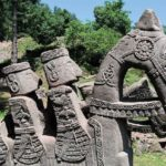 200 stone sculptures found by Russian-Indian expedition
