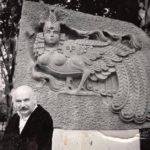 Armenian sculptor Ruben Isaakovich Shaverdyan