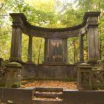 Dol hareubangs - Cheju Do island stone grandfathers