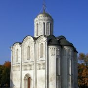 The Dmitrov Cathedral