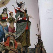Book illustration, Princess Turandot