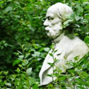 Bust of Ivan Turgenev