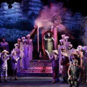 Donetsk Theater of Opera and Ballet. princess Turandot