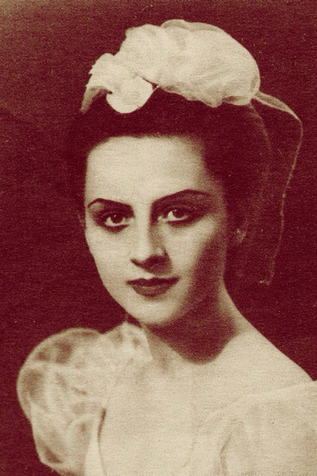Gorgeous ballerina Alla Shelest