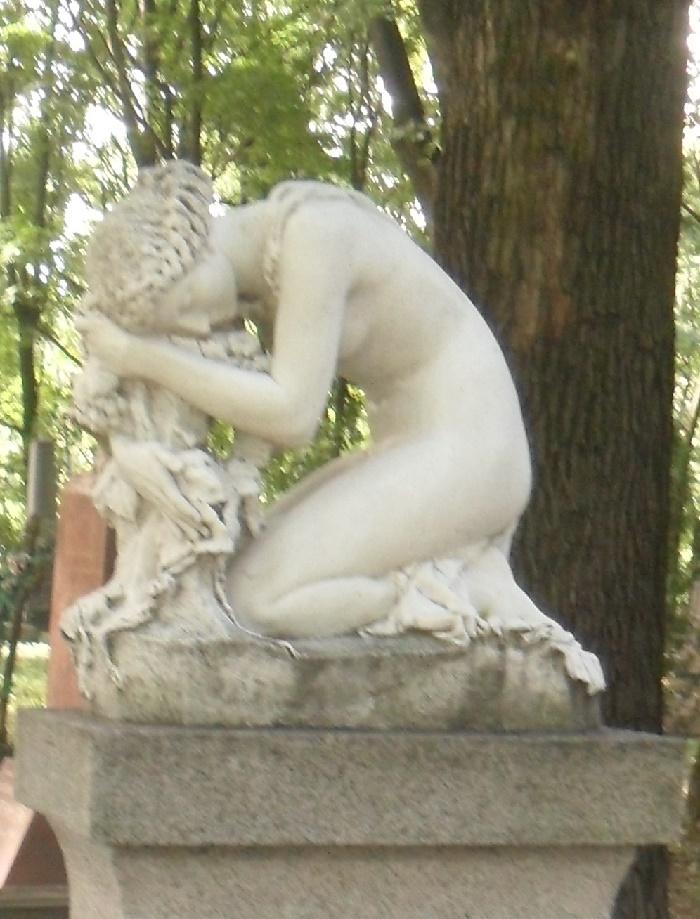 Monument Ballerina Alla Shelest