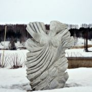 The birth of Spring. 2009, Levon Tokmadjan, Armenia, marble