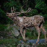 The history of deer sculpture in Smolensk