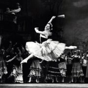 Don Quixote. Olga Lepeshinskaya as Kitri