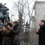 Vladimir Putin monuments and sculptures