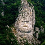 The largest rock monument in Europe - Decebalus (r. 87–106 AD)
