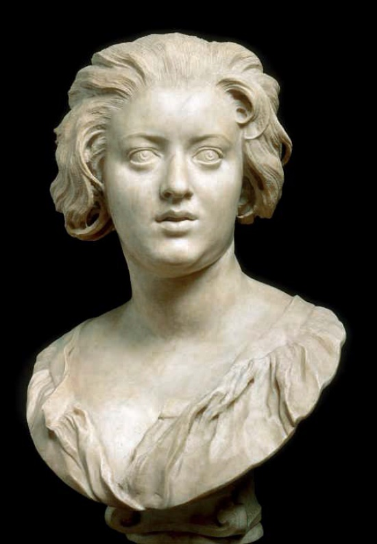 Beloved woman of Italian sculptor Gian Lorenzo Bernini