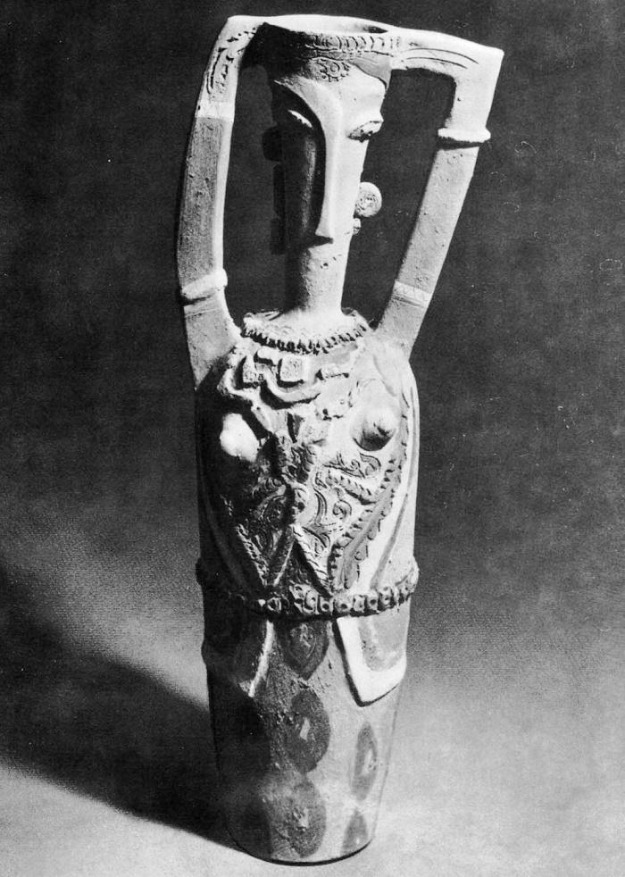 Armenian sculptor Ruben Isaakovich Shaverdyan (1900-1977)
