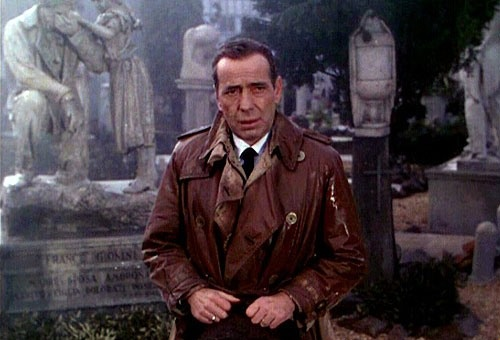 Grave monuments in the 1954 movie The Barefoot Contessa
