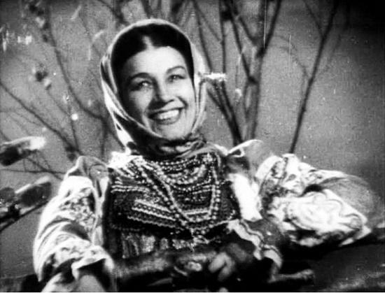 Born 27 October 1900, Lydia Ruslanova