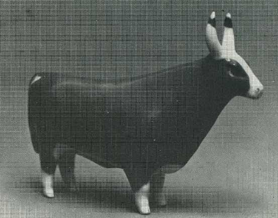 A bull. 1935