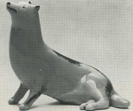 A wolf. 1935