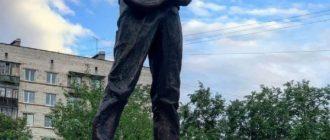 Monument to Viktor Tsoi (St. Petersburg)
